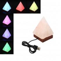Lampe USB pyramide