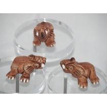 Elephant céramique