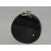Obsidienne palet pendentif
