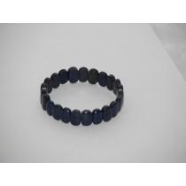 Lapis lazuli bracelet rectangle