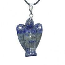 Lapis Lazuli pendentif ange