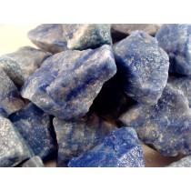 Quartz bleu brut