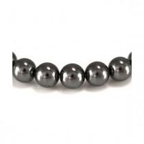 Hématite Perles bracelet