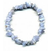 Calcedoine Bleue bracelet