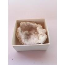Coffret 54 pièces morceaux de Géode du Maroc  / Hématite / Jaspe Madagascar