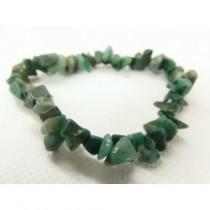Jaspe vert bracelet