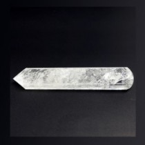Bâton de massage en Cristal de roche