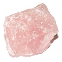 Quartz rose brut pot 600 grs